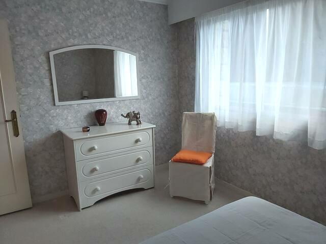 Chambre2 avec lit 160/200