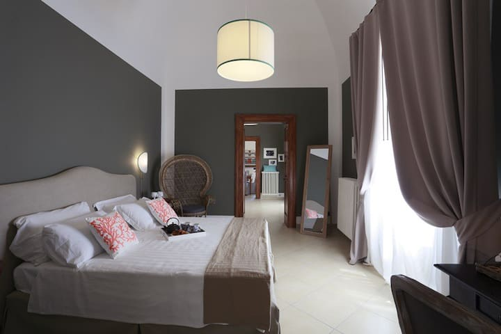 Santa Marta, Apartment with terrace