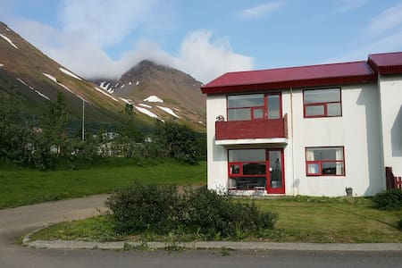 Nice apartment  Westfjords