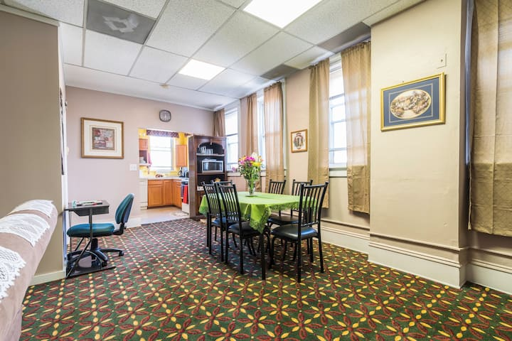 Elegant Top View 2 Bedroom Apartment