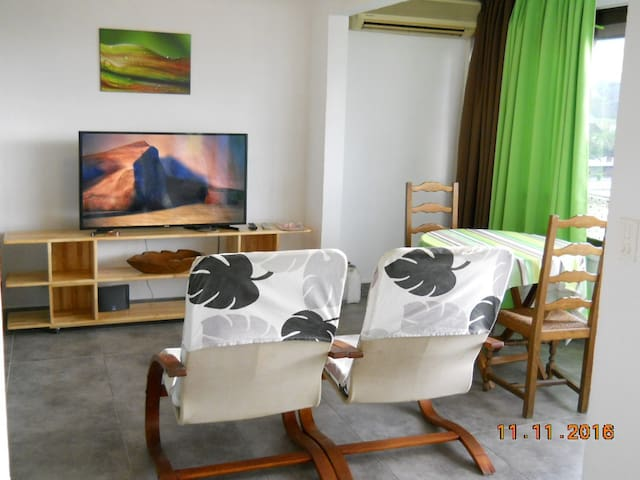 Studio appartment Excellent location in Papeete - Papeete - Daire