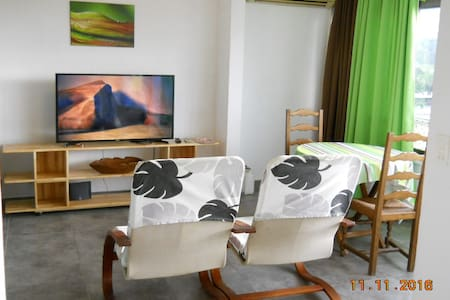 Studio appartment Excellent location in Papeete - Papeete - Huoneisto