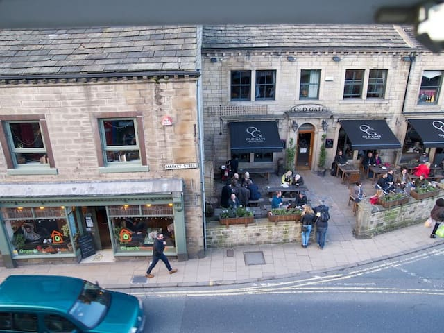 Beautiful townhouse in Hebden Bridge - Hebden Bridge - Pis