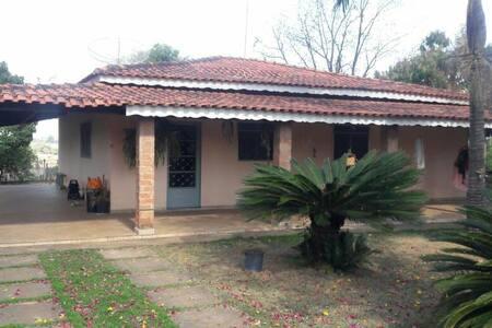 Casa em Sitio proximo a cidade de Holambra