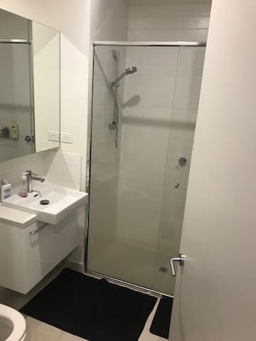 Private room with ensuite
