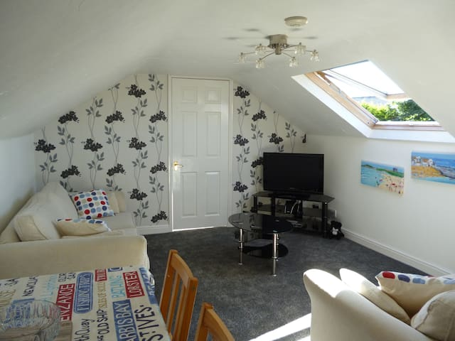 Modern and cosy apartment in North Cornwall - Camelford - Leilighet