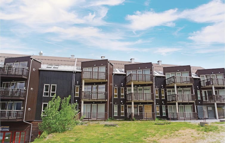 Holiday apartment with 2 bedrooms on 52 m² in Hemsedal