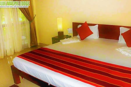 Deluxe room close to Sinharaja forest