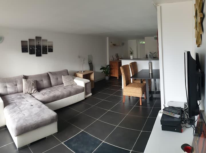 Appartement de 70m2 dans quartier résidentiel