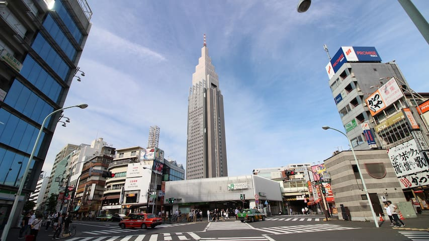 Want to experience Shibuya local life?