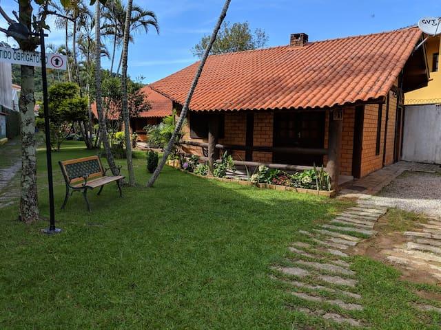 Cabana 7 - Pousada Morro Azul