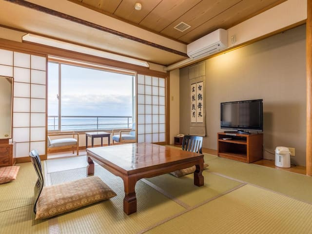 Ocean View Room, Non-Smoking Japanese Style Room