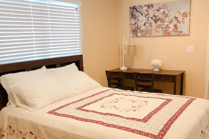 Cozy Studio Suite in the heart of Santa Clara - C4