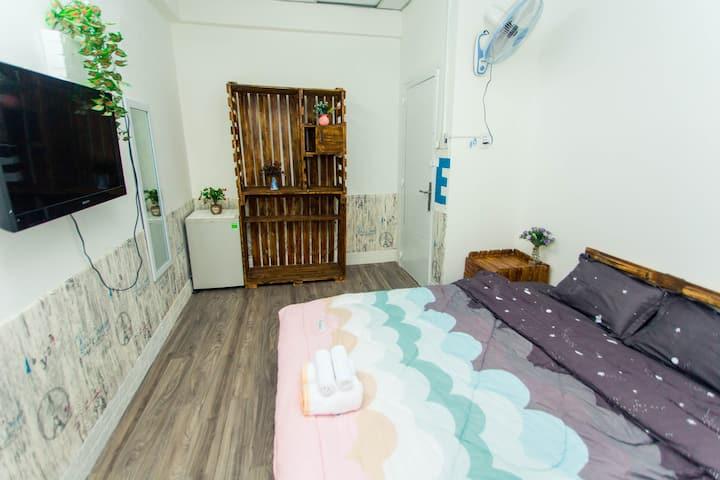 202- Small lovely room in center HCMC