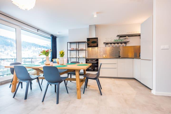 Modrzewiowa 12 Apartment