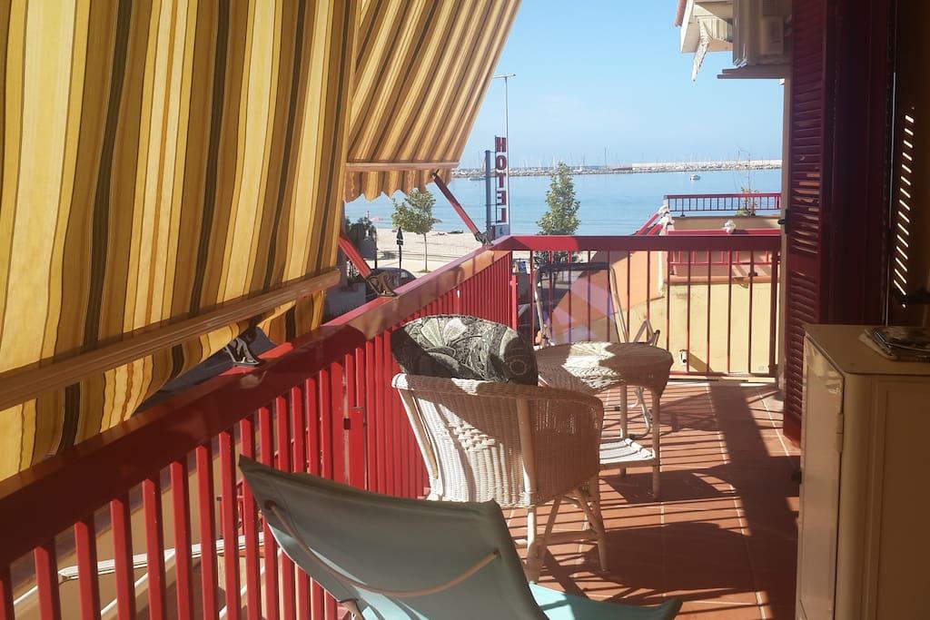 Alghero, Appartamento sulla spiaggia per 5 persone
