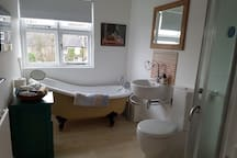 Private Ensuite Bathroom with Shower