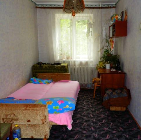 Сдам комнату в Одессе недалеко от моря и лимана - Odesa - Apartamento