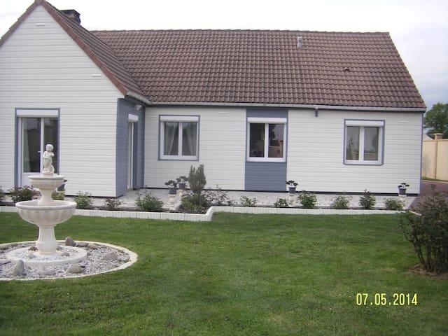 chambre chez l habitant - Saint-Gervais-en-Belin - Casa