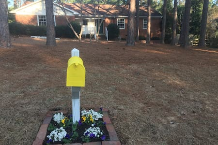 Simple Southern Pines 3BR/2BA - 南派恩斯(Southern Pines) - 独立屋