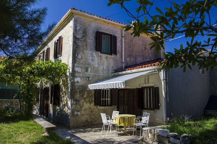 Three bedroom house with air-conditioning Osor, Lošinj (K-12230) - Osor - Diğer
