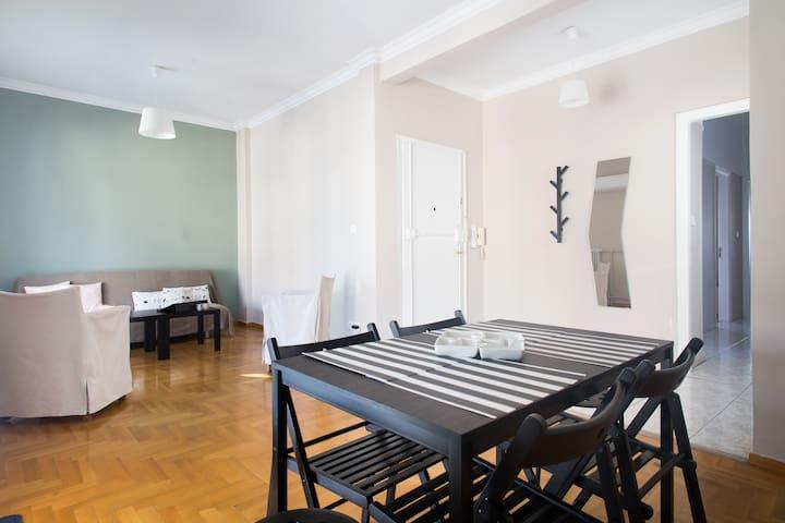 Sitting - dining room