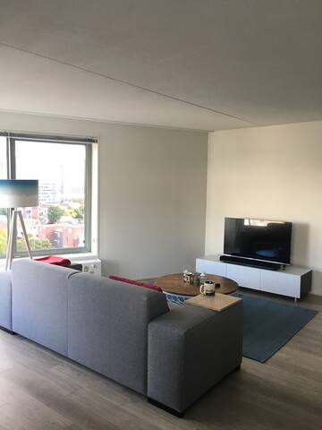 A room in modern apartment downtown - Haag - Leilighet