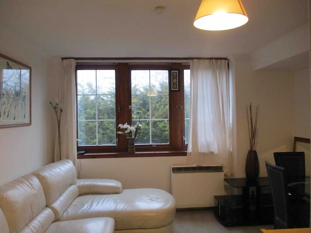 Welcoming Cosy Apartment Close by Glasgow Airport.