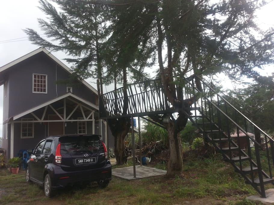 Kalangadan Villa House 1
