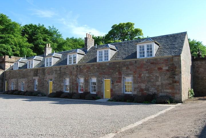 No 1 Stable Yard, Wemyss Castle Estate