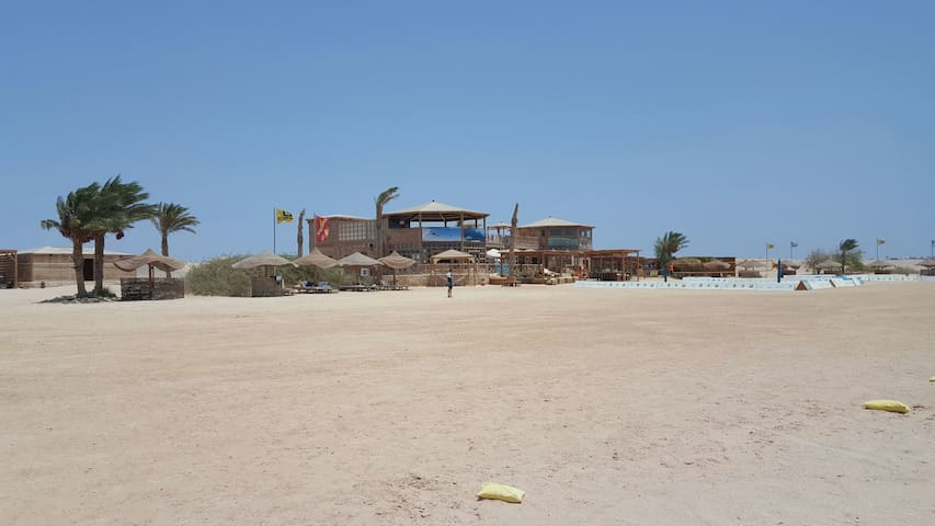 lovely  2bed at sunny red sea - Red Sea Governorate, EG - Apartment