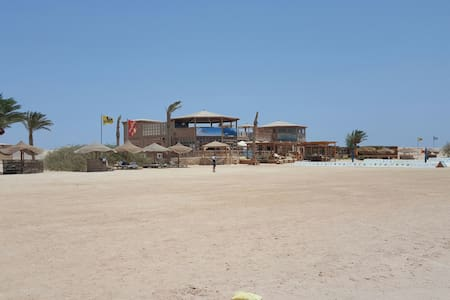 lovely  2bed at sunny red sea - Red Sea Governorate, EG