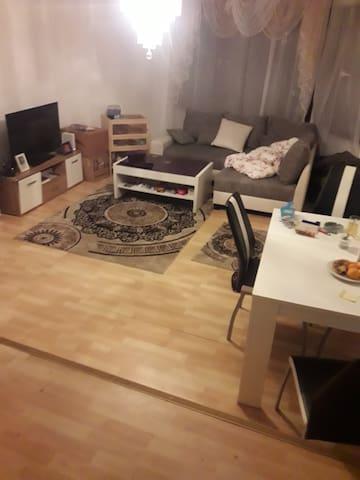 Gemütliche 55qm Wohnung zentral in mönchengladbach