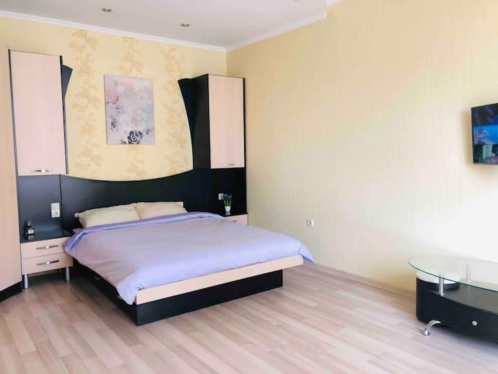 Комфортная квартира в центре города