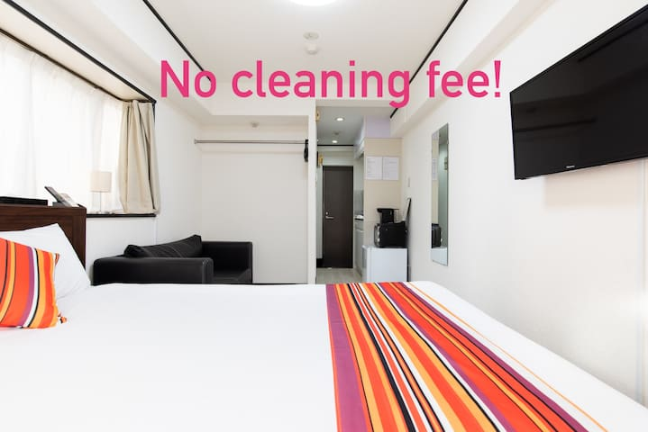 SHINJUKU: private apartment / great location!