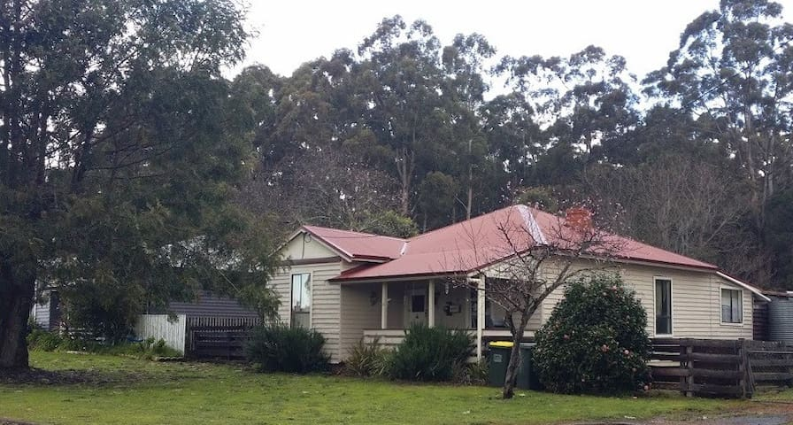 PipinnVale Cottage B&B - JarrahRoom - Northcliffe - Bed & Breakfast