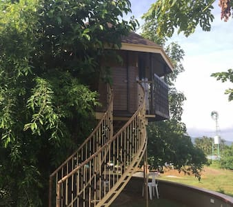 Experience Farm Life on TreeHouse - Batangas