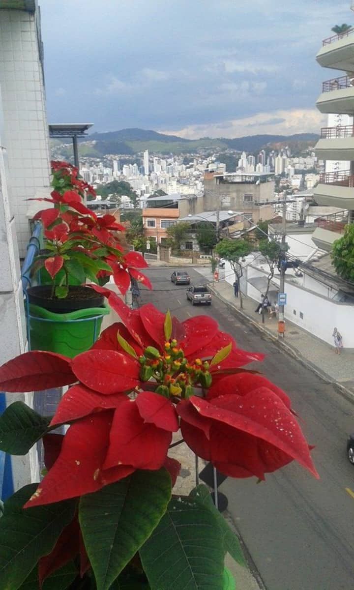 P. Cidade Alta: Prox UFJF