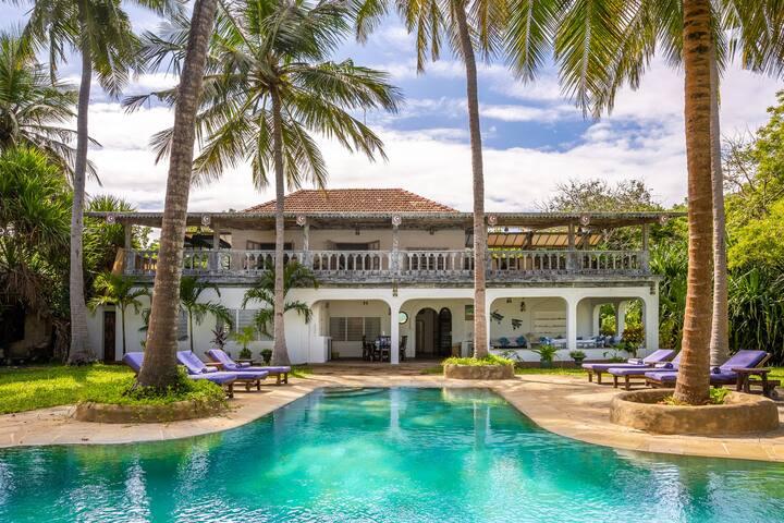 The Beach House - Diani Beach
