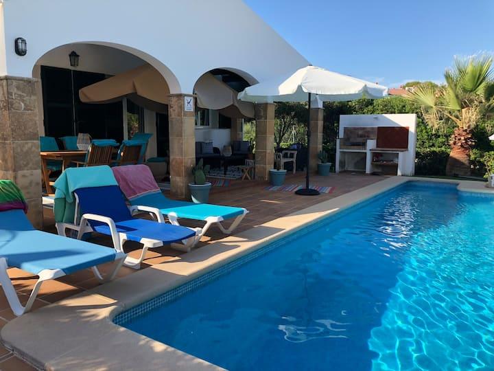 Villa bord de Mer avec piscine privée