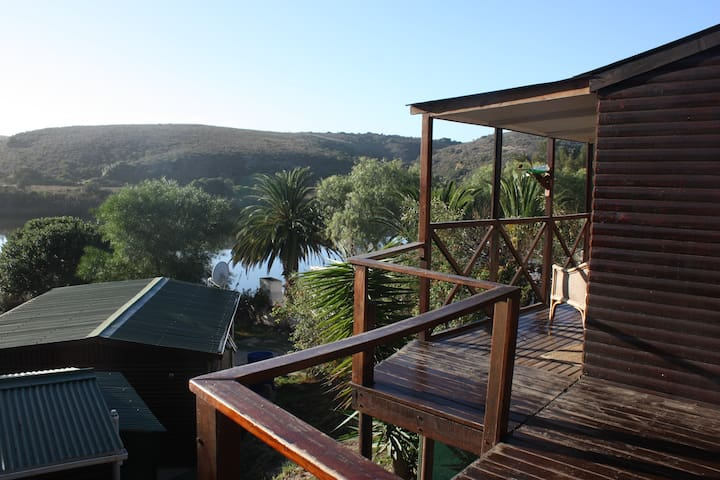 Breede River Cottages Malgas - Quiet Rustic Escape