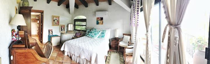 Room /pool /wifi/ in Marína /3 min to beach