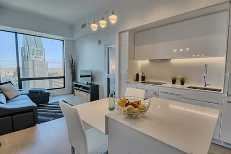 STUNNING VIEW,great location, Downtown Montreal. - Montréal - Osakehuoneisto