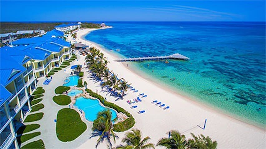 Wyndham Reef Resort- Grand Cayman- 2 Bedroom ocean view over New Years—7 night minimum
