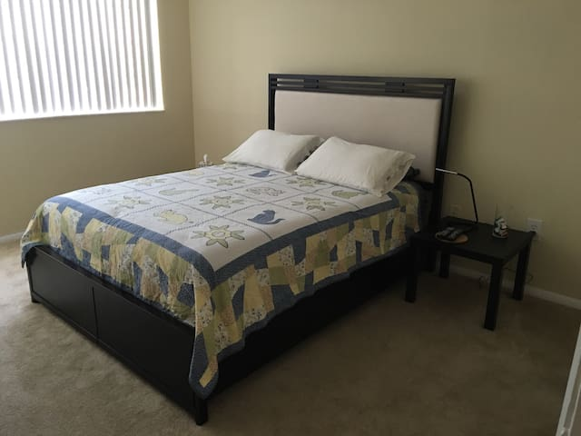 Nice Sunrise room - North Lauderdale - Apartament