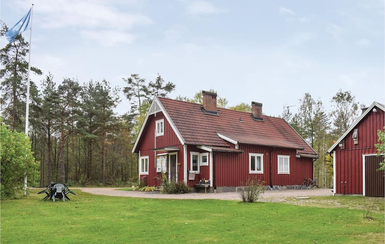 Holiday apartment with 1 bedroom on 55m² in Knäred