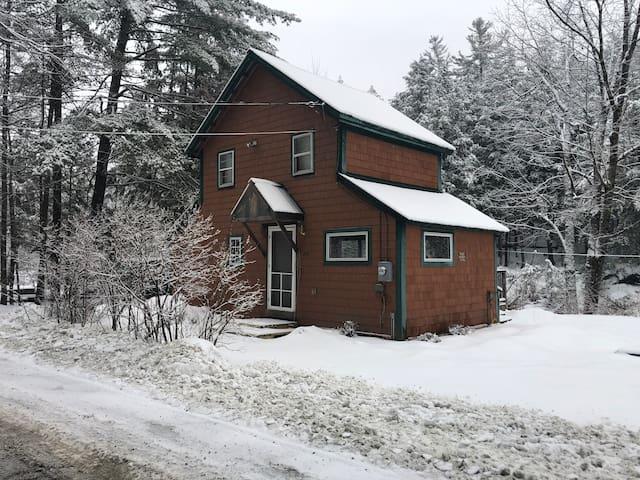 Vt Cabin close to Stratton & Mt. Snow