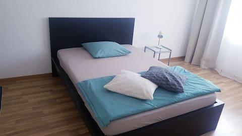 Einfaches Zimmer - Zürich Kreis IX