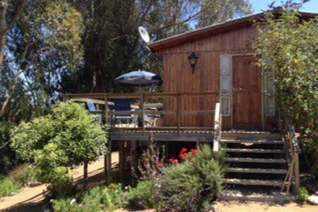 Cabaña Mirasol . Condominio Aromos2 - Mirasol Algarrobo Norte  - Haus