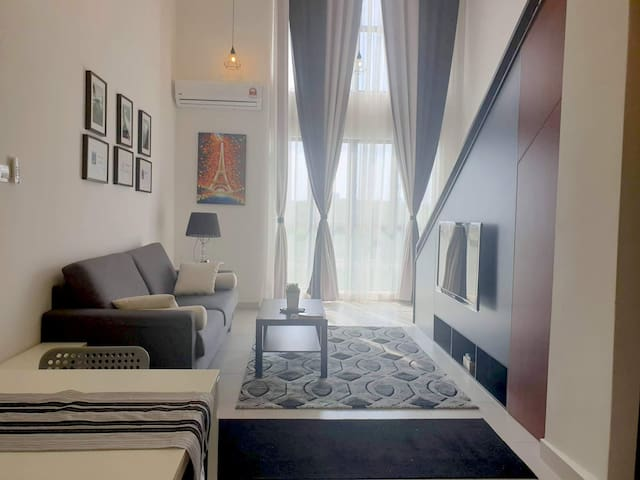 Sawtelle Suites @ Cyberheights by BeeStay [4 PAX]